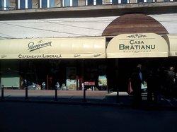Cafeneaua Bratianu
