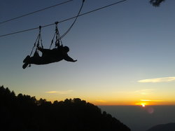 Sky Ride - Mussoorie Adventure Park