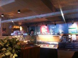Caffe Bene  Itaewon Store
