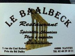 Le Baalbeck