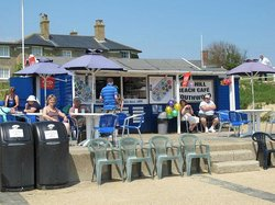 Gun Hill Beach Kiosk Southwold