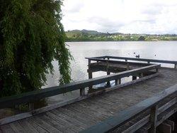 Lake Hakanoa Walkway