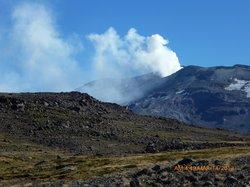 Volcano Copahue