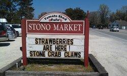 Stono Market and Tomato Shed Cafe