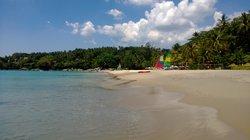 Paradise on Pansea Beach
