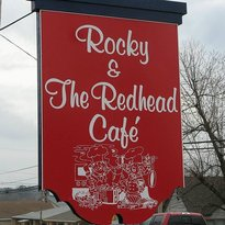Rocky and The Redhead Cafe