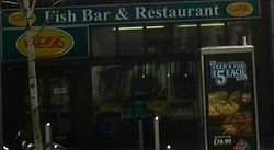 Geos Fish Bar