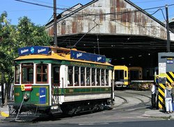 Historical Tramway of Buenos Aires