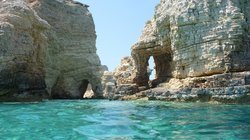 A FANTASTIC LANSCAPE IN KOUFONISIA