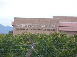 James Turrell Museum Hess Art Collection at Colome