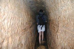 Hezekiah water tunnel