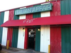 Italian Affair Pizza