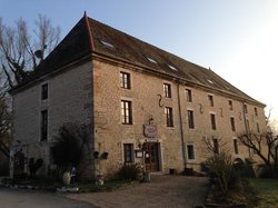 Le Moulin de Bourgchateau
