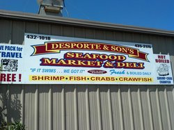 Desporte & Sons Seafood Inc.