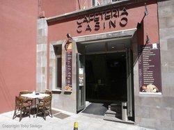 Cafeteria Casino.