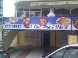 Can Ana Y David