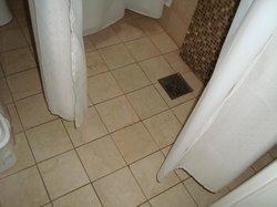 ducha sin contención