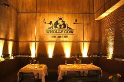 Wholly Cow Restaurant Wine & Cigar Bar