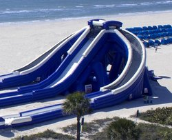 High Tide Slide!