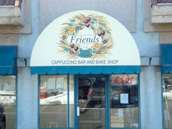 Friends Cappuccino Bar & Bake Shop