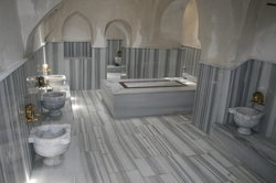 Historical Vezneciler TurkIsh Bath