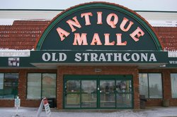‪Old Strathcona Antique Mall‬