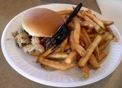 Mountain View BBQ & Deli