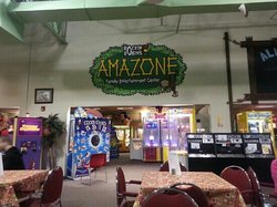 Rockin Robin's Amazone Fun Center