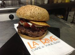 La Rive, Cafe and Wine Bar
