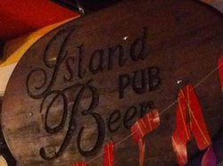 Island Pub Beer