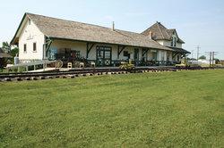 卡姆罗斯火车站博物馆