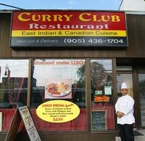 Curry Club Restaurant