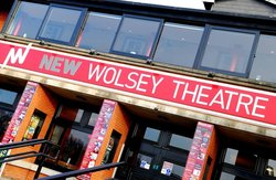 ‪New Wolsey Theatre‬
