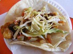 Tacos Castillo Fish & Shrimp Tacos