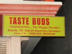 Taste Buds The Maggie Paradise