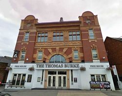 The Thomas Burke JD Wetherspoon