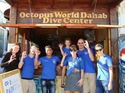 Octopus World Dahab