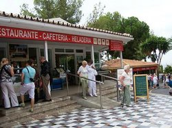 El Restaurante Cueva de Nerja