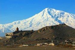 Khorvirab and Mount Ararat (62388526)