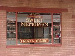 Tombstone Sweet Memories