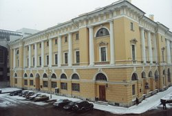 St. Petersburg State Museum of Theatrical and Musical Art
