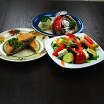Odis Mediterranean Kitchen