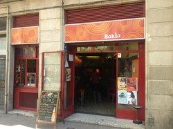 Bar bahia barcelona