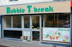 Bubble T Break