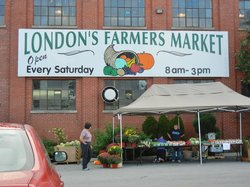 London's Farmers Market