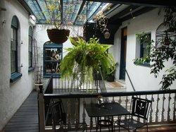 Courtyard second floor