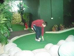 Rainforest Adventure Golf