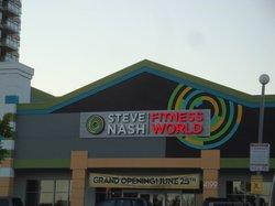Steve Nash Fitness World