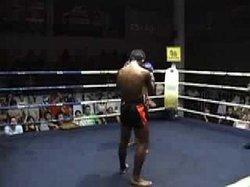 Muay Thai at Klong Dao Stadium