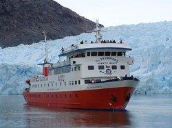 Sailing Patagonia